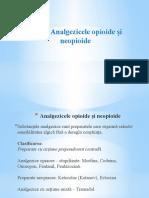 299334524 Analgezicele Opioide Și Neopioide