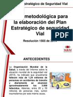 Guía Metodologica PESV