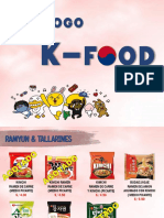 CATALOGO KFOOD SJM