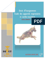 S5 - Etude Des Appareils Respiratoires Et Cardio-Vasculaire-DZVET360-Cours-Veterinaires