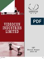 VINL Annual Report FY2006