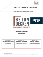 Ficha Tecnica - Producto PREVIGA BetonDecken