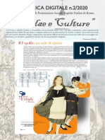 Rubrica Fridae e culture N2