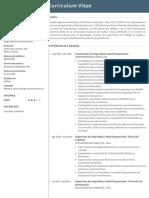 DIEGO DURAND - CV DOCUMENTADO 2021