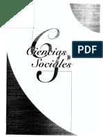 Capacitación Cs. Sociales - Selección de textos