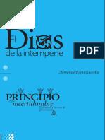 Armando Rojas Guardia (El Dios de la Intemperie & El principio de incertidumbre) Convivium Press GRATIS
