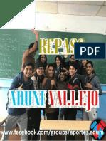 Biología│Repaso Aduni & CV│Sede Breña