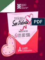 Catálogo San Valentín