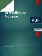 La gestión por procesos