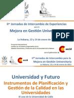 Universidad. y Futuro.