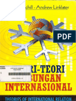 Teori-Teori Hubungan Internasional