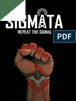 SIGMATA - Repeat the Signal