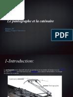 Pantographe-Caténaire