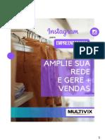 E-book Instagram Para Empreendedores