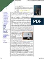 Testbericht Diascanner Magazinscanner Reflecta DigitDia 4000 Magazin-Zufuhr_ Erfahrungsbericht scannen von gerahmten KB-Dias_ G