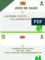 PRESENTACION CASO MUNICIPIO ISNOS - HUILA
