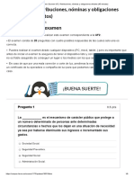 Examen_ Examen UF2. Retribuciones, nóminas y obligaciones oficiales (45 minutos) SOLUCION