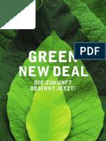 Infoheft Green New Deal