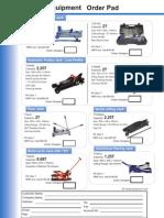 OP Lifting Equipment 1103