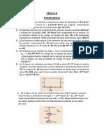 Física II Problemas Propuestos