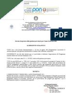 FIRMATO DECRETO DI APERTURA GESTIONE PROVVISORIA PER LANNO FINANZIARIO 2021