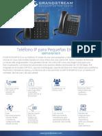 datasheet_gxp1610_1615_spanish
