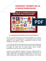 LA NAUSEABUNDA TRAMPA DE LA ELECCIONES BURGUESAS