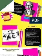 La Escuela Marginalista (2)