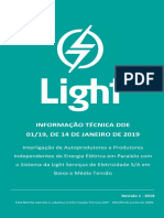 IT Light - Autoprodutores 2019