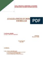 proiect final analiza pietei imobiliare
