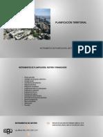Instrumentos de Planificación, Gestión y Financiación