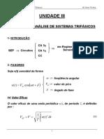 3 - Téc. Análise Sistemas Trifásicos (1)