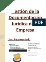 GDJE - Presentacion del curso