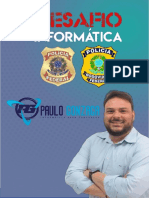 Desafio de Informática PF e PRF Prof. Paulo Gonzaga - 260121
