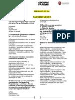 SIMULADO RLM-1-2