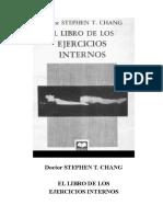El Libro de los Ejercicios Internos_Dr. Stephen T. Chang