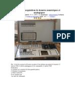 Système d'acquisition de données numériques