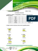 ACTIVIDADES DE LECTURA DE CRITICA SEMANA DE SEPTIEMBRE 9