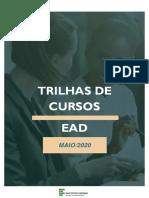 TRILHAS DE CURSOS