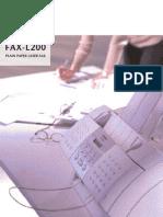 FAX-L200