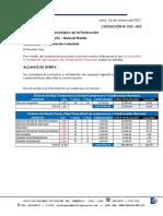 21R-009 - ITP San Martin - Refrigeracion Industrial