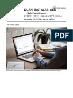 2. Panduan Instal Safe Exam Browser ( SEB )