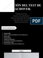 Interpretación Test Machover (1)