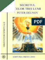 298897556 Peter Deunov Misterul Celor Trei Lumi a5pdf