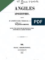 Evangiles Apocryphes