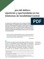 Los Cuerpos Del Delito_C. VALVERDE