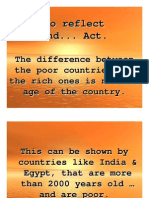 Progressive or Hurdled INDIA- Your Choice