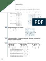 sistemas de ecuaciones Ejercicios resueltos 2