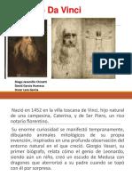 Obras de Leonardo Davinci