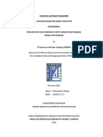 Sistematika Laporan Prakerin-2